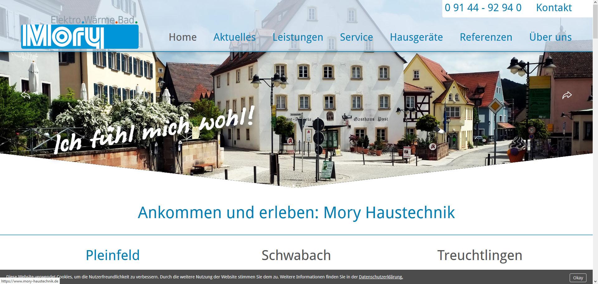 MORY Haustechnik GmbH & Co. KG