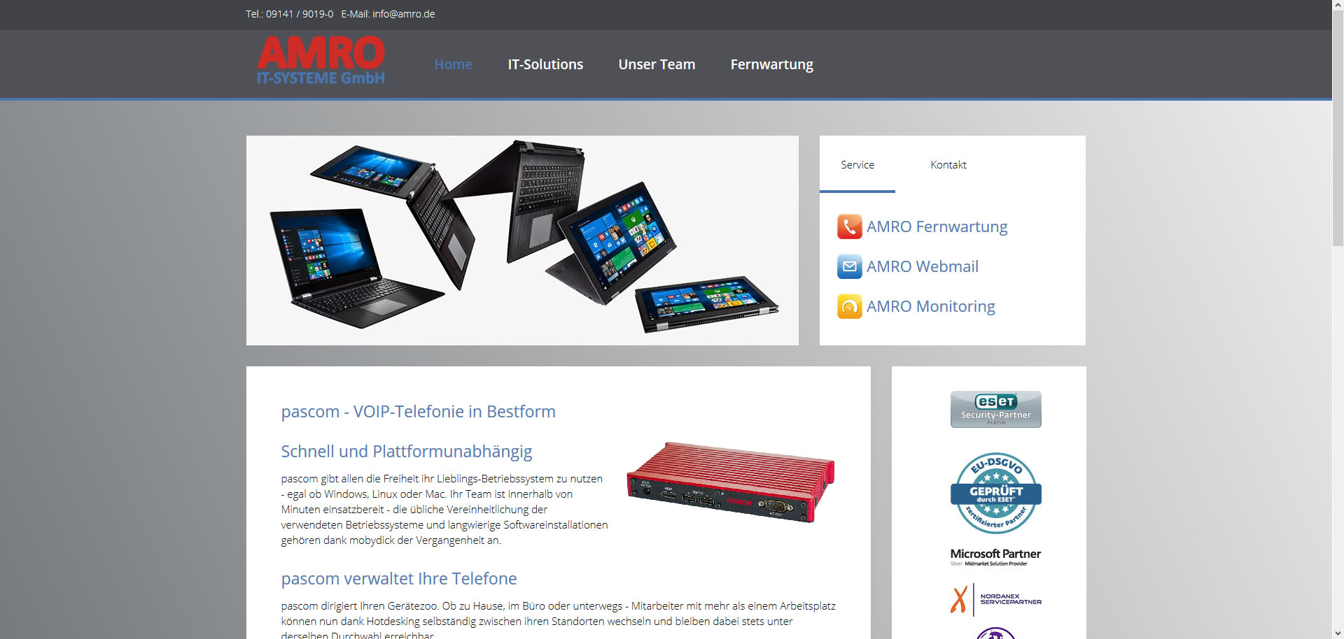 AMRO IT-Systeme GmbH